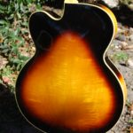 1972 Gibson Johnny Smith back