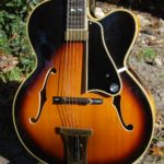 1972 Gibson Johnny Smith Guitar